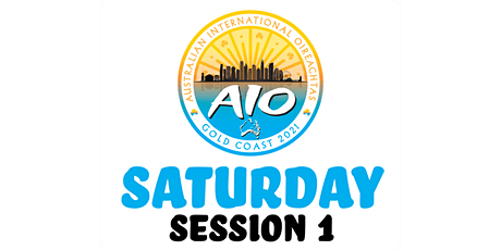 Australian International Oireachtas - Saturday Session 1 tickets