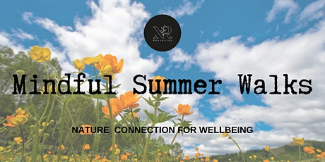 Mindful Summer Walk tickets