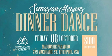 Somascan Missions Dinner Dance tickets