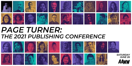 PAGE TURNER: The 2021 Publishing Conference tickets