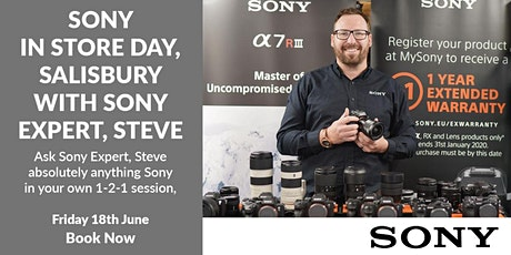 Sony In-Store Day ,Salisbury tickets