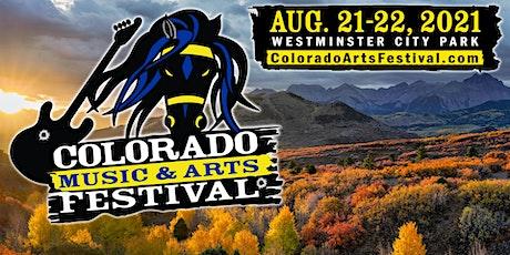 Colorado Music & Arts Festival - Westminster City Park, Aug 21-22, 2021 tickets