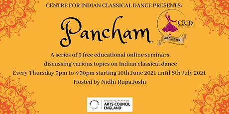 Past & Present  of Kathak Dance in Mumbai Films by Mira Kaushik OBE tickets