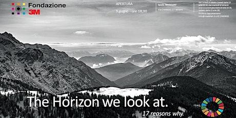 The Horizon we look at. 17 reasons why biglietti