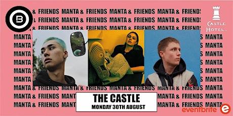 Open Beat Presents Manta & Friends tickets