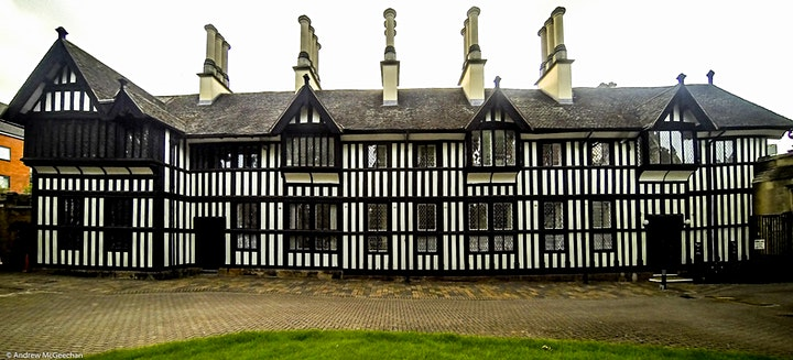 Guided Walking Tudor Tour of Coventry, UK City of Culture Paul Curtis Tours image