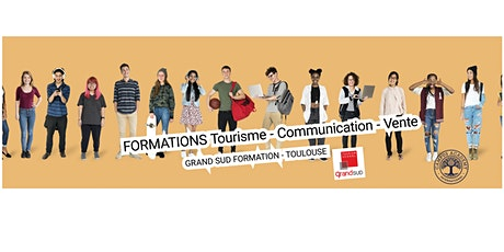Rencontres formations, les métiers du Tourisme, communication & vente billets