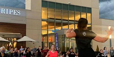 Zumba Series with Christina in the SoNo Garden tickets