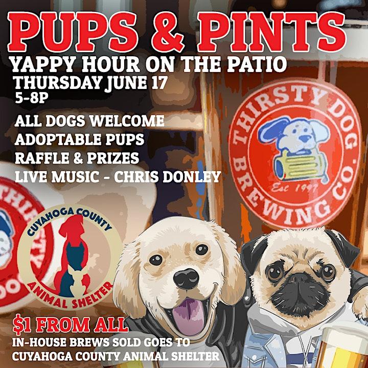 Pups & Pints image