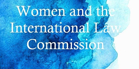 Women and the International Law Commission tickets
