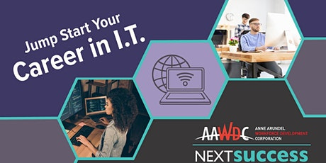 Jump Start Your Career in IT!  Information Session (18 - 24 years old) tickets