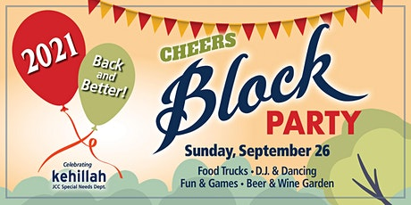 CHEERS Block Party 2021 tickets