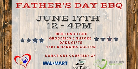 Father's Day Bbq tickets