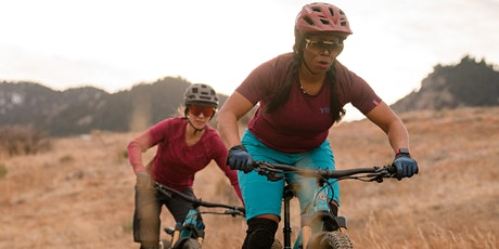 COMBA and the VIDA  MTB Series Women's Coached Ride: Three Sisters Trail tickets