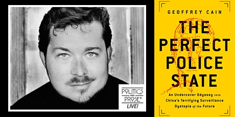 P&P Live! Geoffrey Cain | THE PERFECT POLICE STATE with Ishaan Tharoor tickets