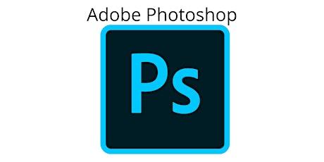 4 Weeks Beginners Adobe Photoshop-1 Training Course Burnaby tickets