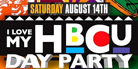 I LOVE MY HBCU DAY PARTY! entradas