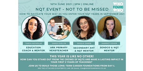 Your NQT year, Sept 21 - Tips, Tricks & how to be the best NQT you can be! tickets