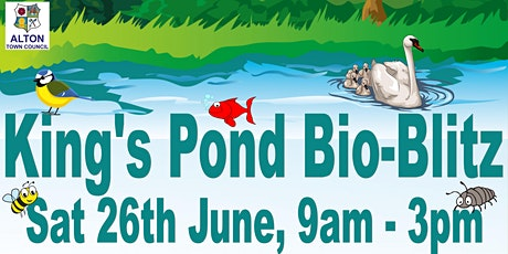 King's Pond Bio-Blitz tickets