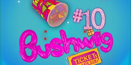 Bushwig 10 tickets