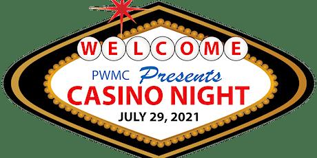 PWMC Casino Night tickets