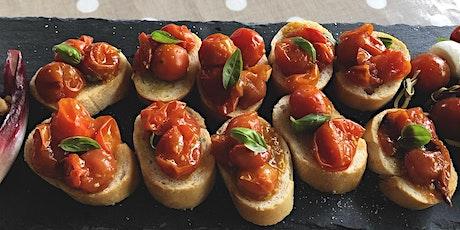 Knolita Cooks  - Italian Aperitivo Virtual (Online) Cooking Class tickets
