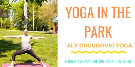 Yoga in the Park at MacGregor Park tickets