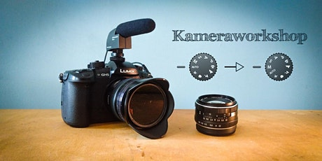 Grundlagen der Kamera - Photobearbeitung in Lightroom (Videoworkshop 3/5) Tickets