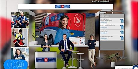 Industrial Management Virtual Job Fair - August 26th biglietti