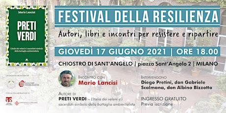 Preti verdi| Festival della Resilienza, 2021 biglietti