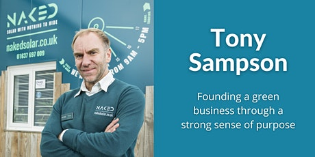 Renewable Energy | Tony Sampson tickets