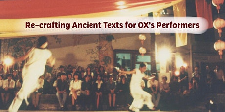 The Remembering Resource (II): RE-CRAFTING ANCIENT TEXTS FOR PERFORMER tickets