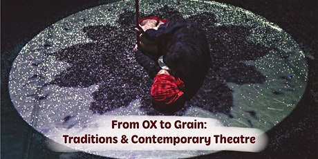 The Remembering Resource (II): TRADITIONS & CONTEMPORARY THEATRE (Talk) tickets