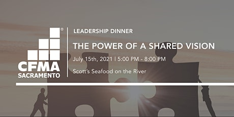 Leadership Dinner - The Power of a Shared Vision tickets