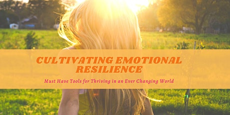 June Sister Circle: Cultivating Emotional Resilience tickets
