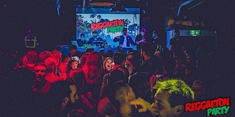 Reggaeton Party (Glasgow) September 2021 tickets