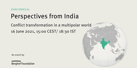 Perspectives from India tickets