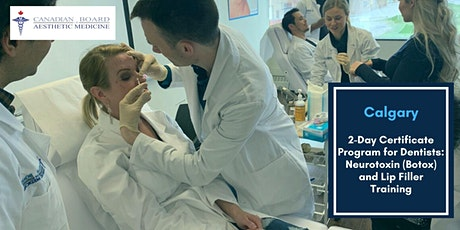 2-Day Certificate Program for Dentists - Calgary tickets