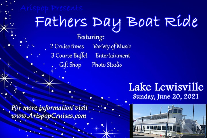 Fathers Day Boat Ride image