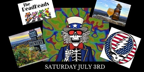 The Deadheads July 3 @ Beer Naked Brewery 7678 Vt rt 9 Marlboro VT 05344 tickets