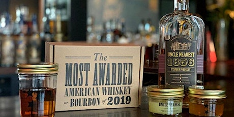 Happy Hour with Uncle Nearest - Virtual Whiskey Tasting tickets