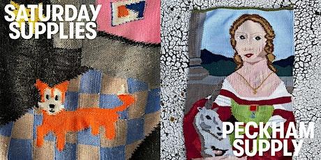 Saturday Supplies: Weaving With Matilda Engelmark tickets
