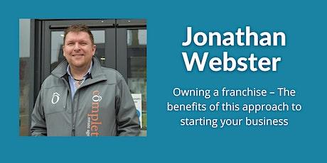 Self-Employment Fair   Jonathan Webster tickets