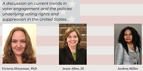 PSPG Presents: Voting Rights and Reform tickets