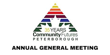Community Futures Peterborough AGM tickets