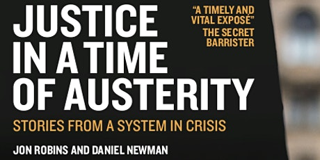 Book Launch - Justice in a Time of Austerity tickets