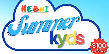 Hebni Summer KYDS tickets