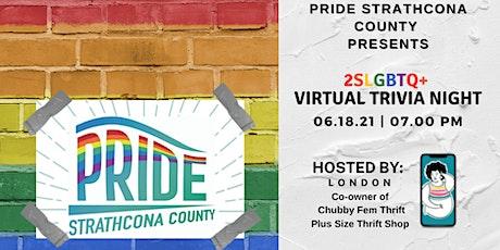 2021 Strathcona Pride Virtual Trivia Night tickets