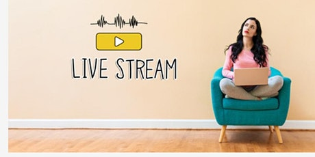 Live-Streaming  Video-Produktion 1/2 Tickets