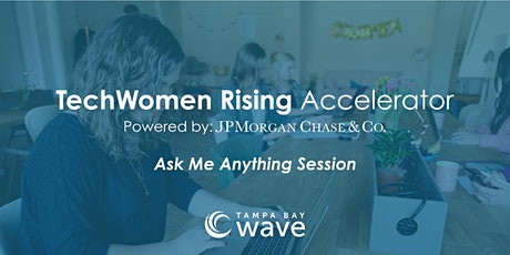 """TechWomen Rising Accelerator Program """"Ask Me Anything"""" Session tickets"""